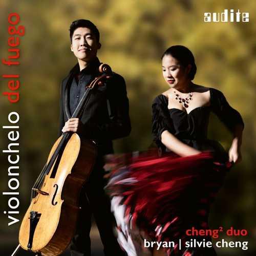 Cheng² Duo - Violonchelo del Fuego (24/96 FLAC)