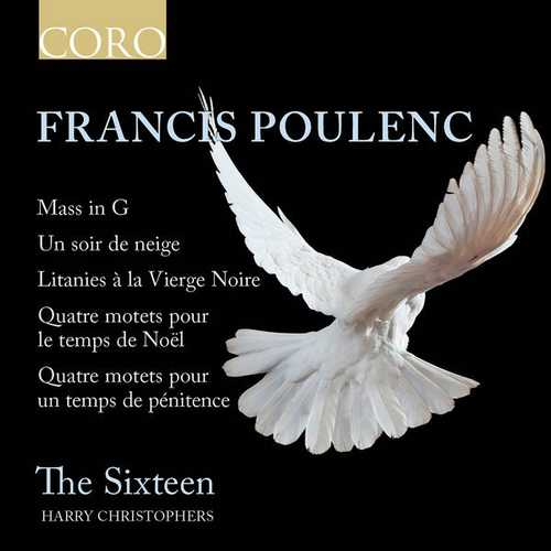 Harry Christophers: Poulenc - Choral Works (24/96 FLAC)