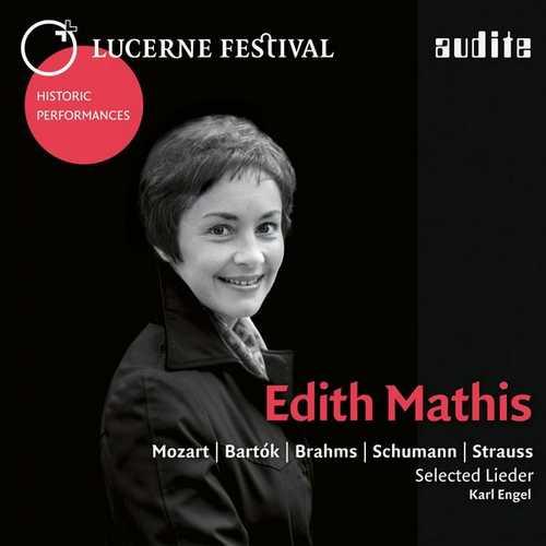 Edith Mathis - Lucerne Festival Historic Performances (24/48 FLAC)