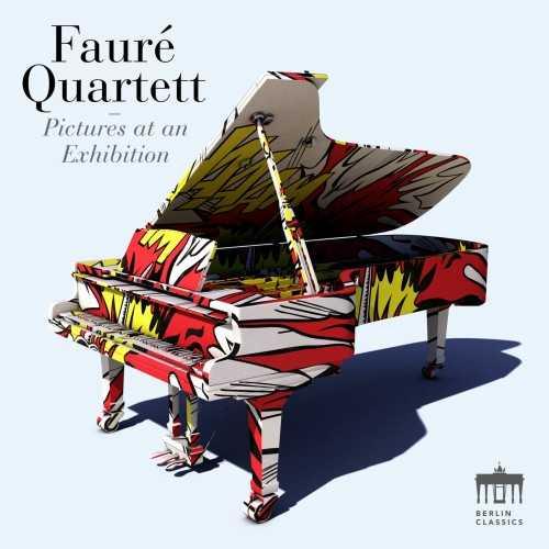 Fauré Quartett - Pictures at an Exhibition (24/96 FLAC)