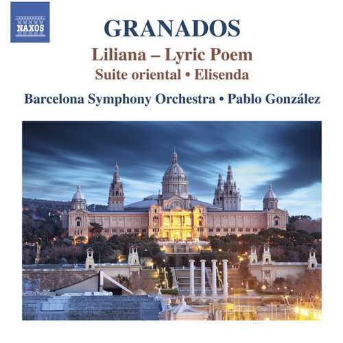 Gonzalez: Granados - Liliana, Suite Oriental, Elisenda (24/96 FLAC)