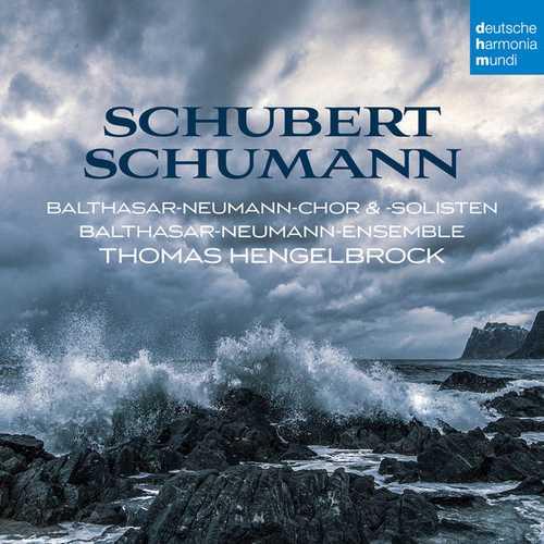 Hengelbrock: Schumann - Missa Sacra, Schubert - Stabat Mater, Symphony no.8 (24/96 FLAC)