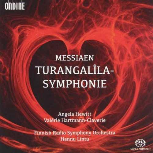 Lintu: Messiaen - Turangalila-Symphonie (24/88 FLAC)