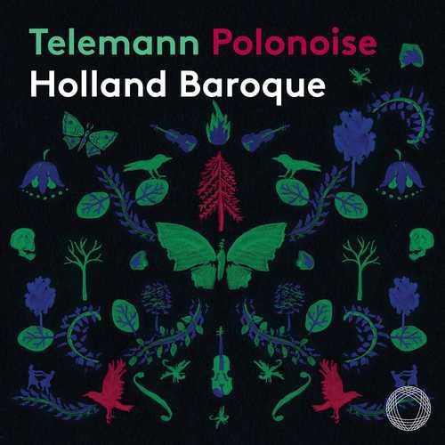 Holland Baroque: Telemann - Polonoise (24/96 FLAC)