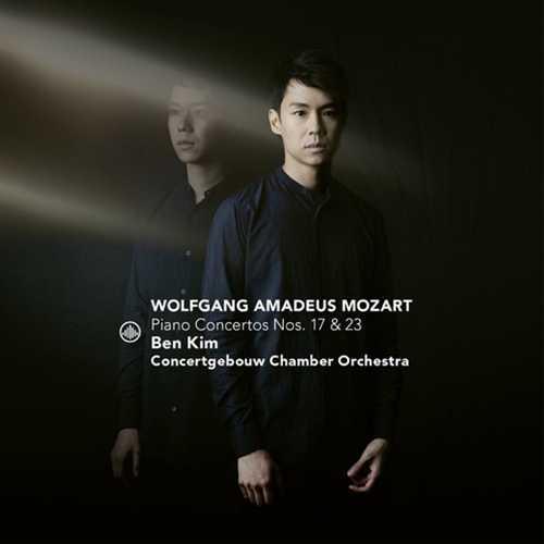 Ben Kim: Mozart - Piano Concertos no.17 & 23 (24/44 FLAC)