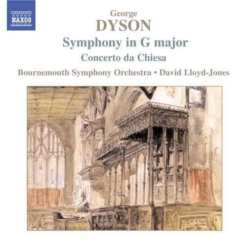 Lloyd-Jones: Dyson - Symphony in G major (24/44 FLAC)