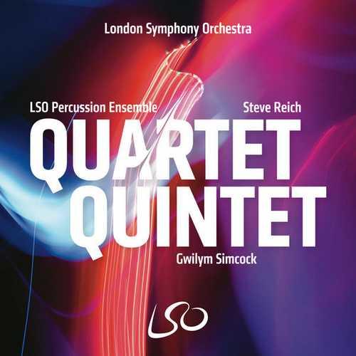 LSO Percussion Ensemble: Quartet Quintet (24/96 FLAC)
