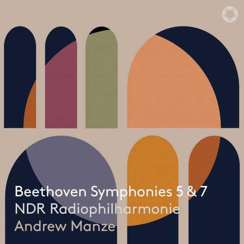 Manze: Beethoven - Symphonies no. 5 & 7 (24/48 FLAC)