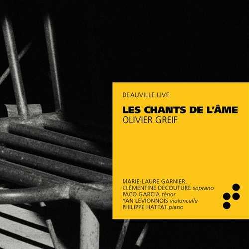 Olivier Greif - Les Chants de l'âme. Deauville Live (24/48 FLAC)