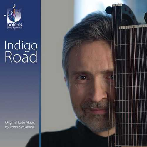 Indigo Road - Original Lute Music By Ronn Mcfarlane (24/96 FLAC)