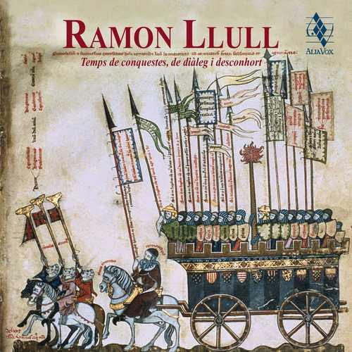 Savall: Llull - Temps de conquestes, de diàleg i desconhort (24/88 FLAC)