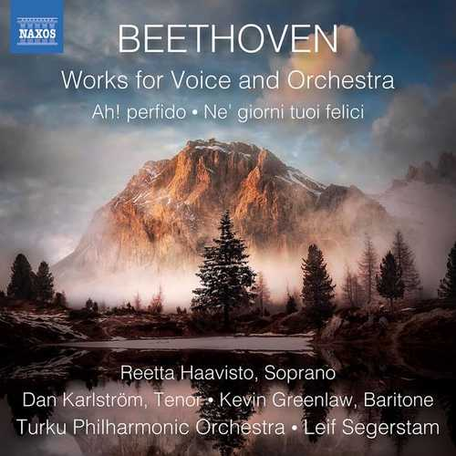 Segerstam: Beethoven - Works for Voice and Orchestra (24/96 FLAC)