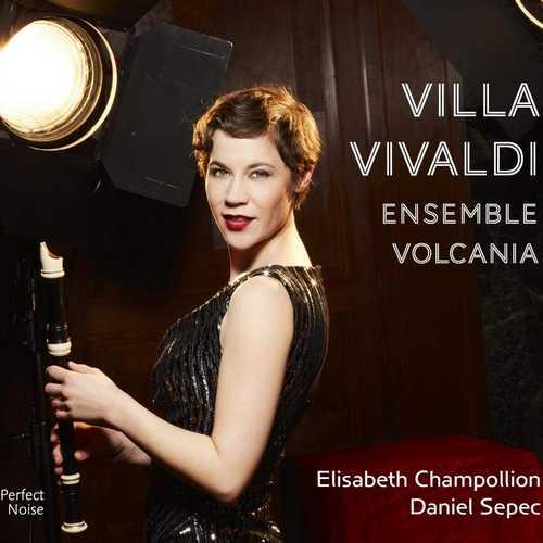 Ensemble Volcania - Villa Vivaldi (24/48 FLAC)
