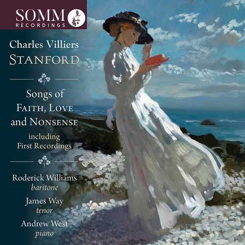 Williams, Way, West: Stanford - Songs of Faith, Love and Nonsense (24/88 FLAC)
