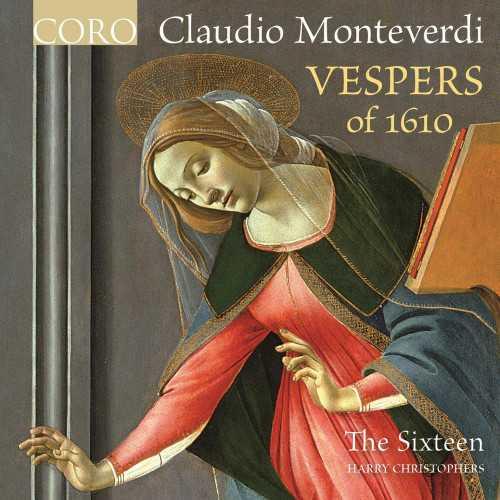 The Sixteen: Monteverdi - Vespers of 1610 (24/96 FLAC)