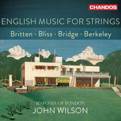 John Wilson - English Music for Strings (24/96 FLAC)