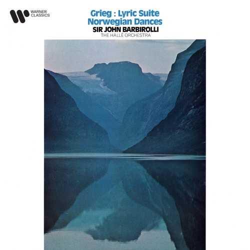 Barbirolli: Grieg - Lyric Suite, Norwegian Dances (24/192 FLAC)