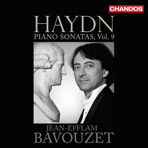 Bavouzet: Haydn - Piano Sonatas vol.9 (24/96 FLAC)