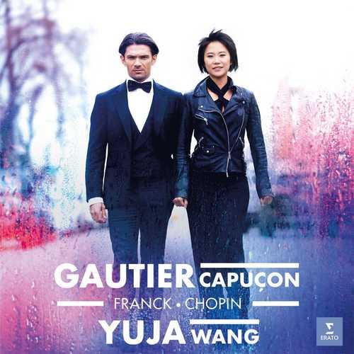 Gautier Capuçon, Yuja Wang: Franck, Chopin (24/192 FLAC)
