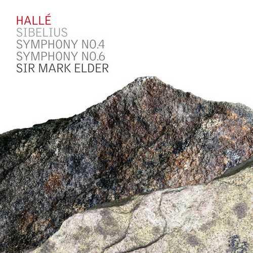 Elder: Sibelius - Symphonies no. 4 & 6 (24/44 FLAC)