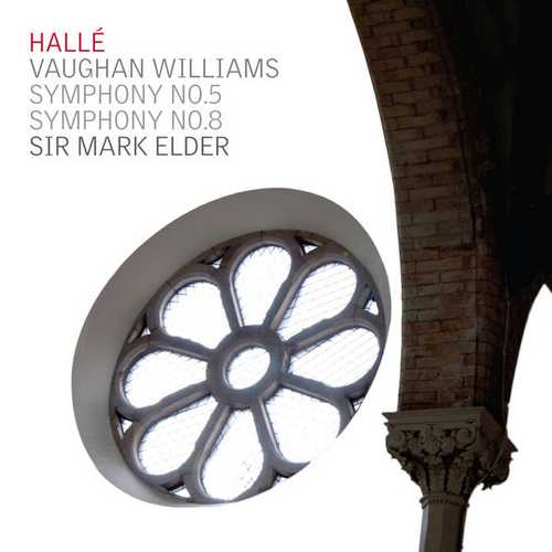 Elder, Hallé: Vaughan Williams - Symphonies no.5, 8 (24/44 FLAC)
