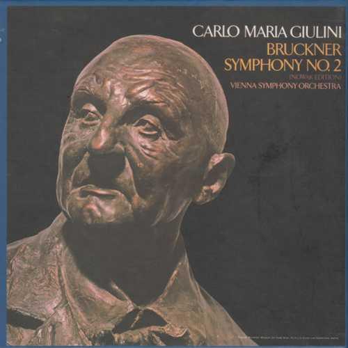 Giulini: Bruckner - Symphonies no.2, 5 (SACD)