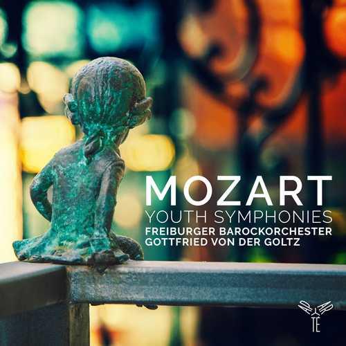 Mozart - Youth Symphonies (24/96 FLAC)