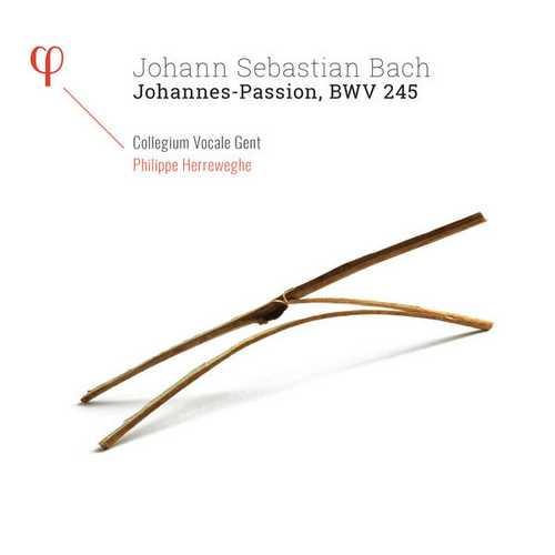 Herreweghe: Bach - Johannes-Passion BWV245 (24/48 FLAC)