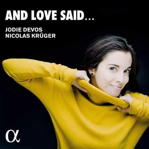 Jodie Devos, Nicolas Krüger - And Love Said... (24/96 FLAC)