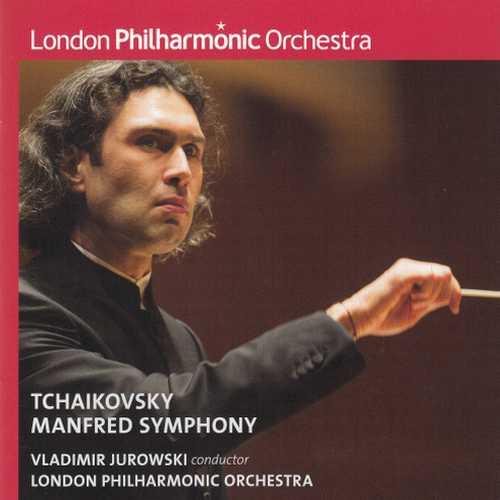 Jurowski: Tchaikovsky - Manfred Symphony (SACD)