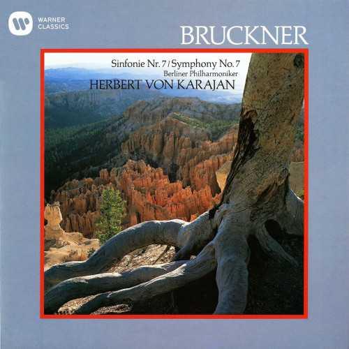 Karajan: Bruckner - Symphony no.7 (24/96 FLAC)