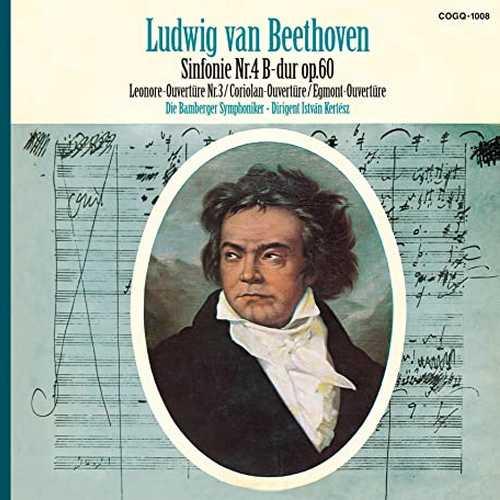 Hansen, Kertesz: Beethoven - Symphony no.4 & 2, Overtures, Piano Concerto no.3 (SACD)