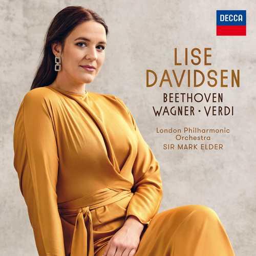 Lise Davidsen - Beethoven, Wagner, Verdi (24/96 FLAC)