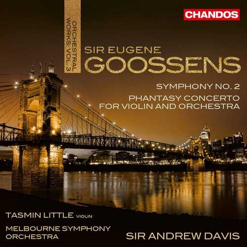 Little, Davis: Goossens - Orchestral Works vol.3 (24/96 FLAC)