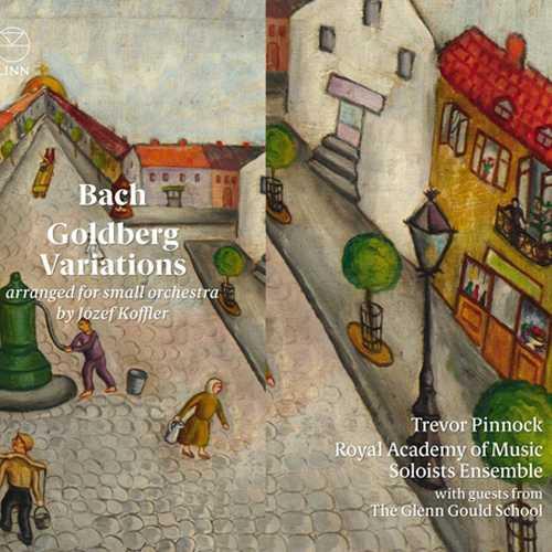 Pinnock: Bach - Goldberg Variations BWV 988 (24/192 FLAC)