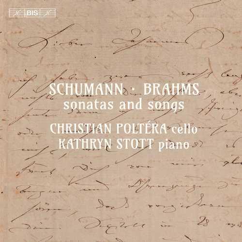 Poltéra, Stott: Schumann, Brahms: Sonatas and Songs (24/96 FLAC)