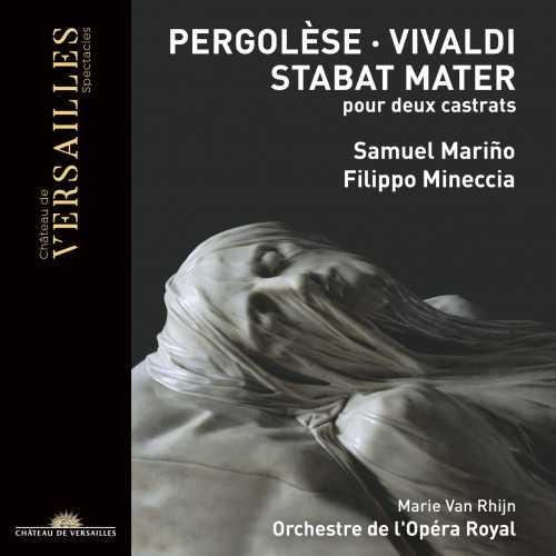 Rhijn: Pergolesi, Vivaldi - Stabat Mater Pour Deux Castrats (24/48 FLAC)