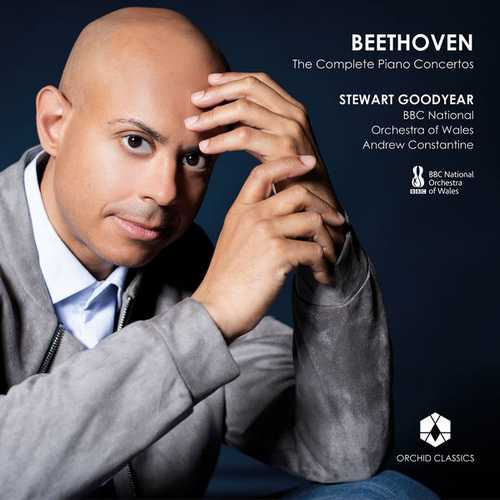 Goodyear: Beethoven - The Complete Piano Concertos (24/96 FLAC)