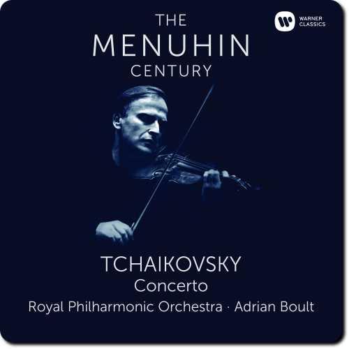 The Menuhin Century: Tchaikovsky - Concerto (24/96 FLAC)