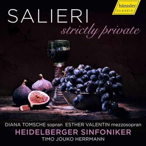 Tomsche, Valentin: Salieri - Strictly Private (24/48 FLAC)