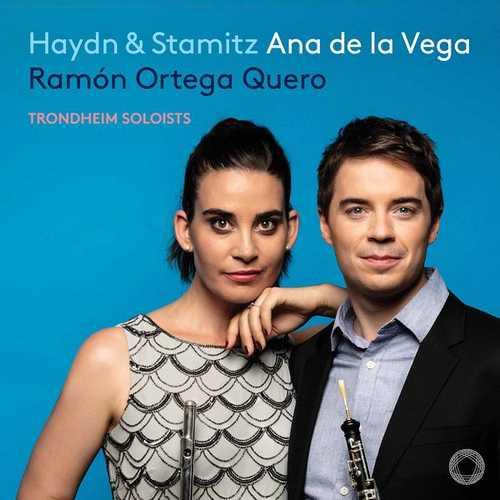 Ana de la Vega, Ramón Ortega Quero: Haydn & Stamitz (24/96 FLAC)