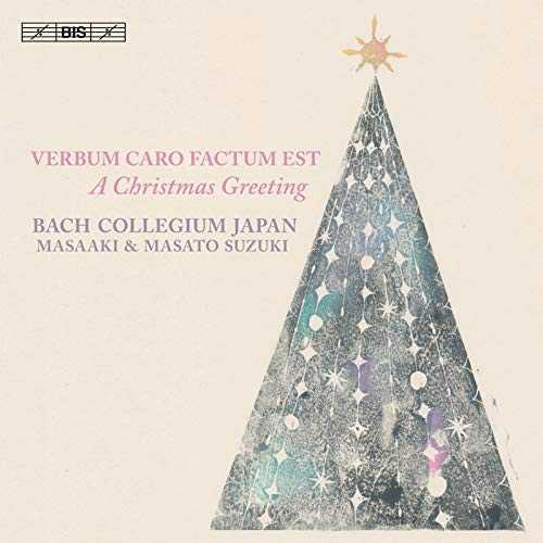 Suzuki: Verbum caro factum est. A Christmas Greeting (24/96 FLAC)