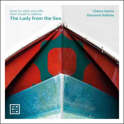 Chiara Zanisi, Giovanni Sollima - The Lady from the Sea (24/96 FLAC)