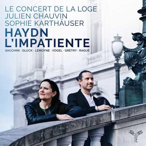 Karthäuser, Chauvin: Haydn - L'Impatiente (24/96 FLAC)