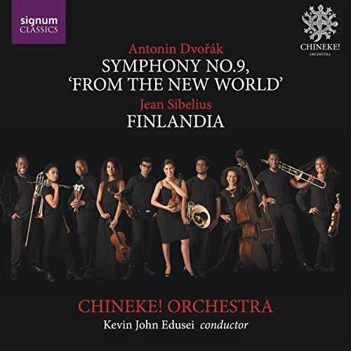 Edusei: Dvořák - Symphony no.9, Sibelius - Finlandia (24/96 FLAC)