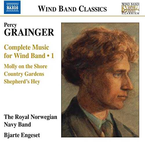 Engeset: Grainger - Complete Music for Wind Band vol.1 (24/96 FLAC)