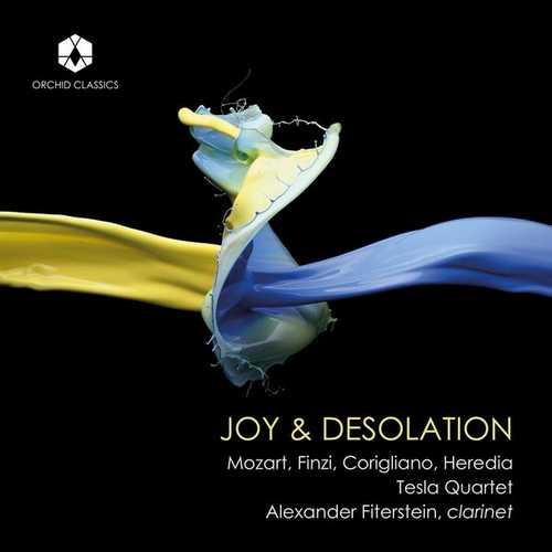 Alexander Fiterstein - Joy & Desolation (24/96 FLAC)
