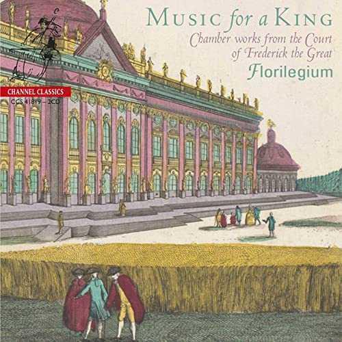 Florilegium: Music for a King (24/192 FLAC)