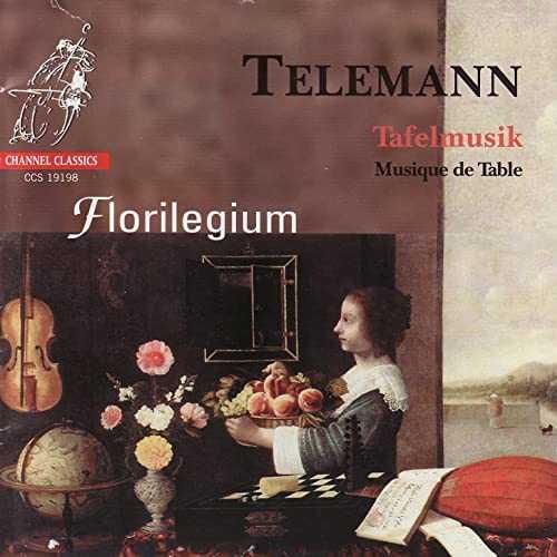 Florilegium: Telemann - Tafelmusik (24/192 FLAC)