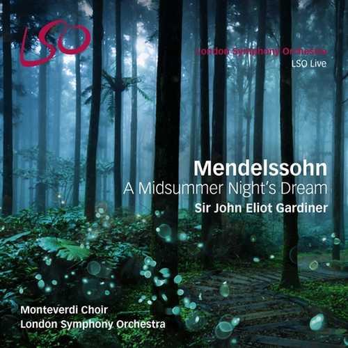 Gardiner: Mendelssohn - A Midsummer Night's Dream (DSD)